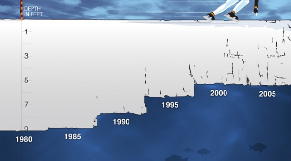 Skating on Thin Arctic Ice: Fall