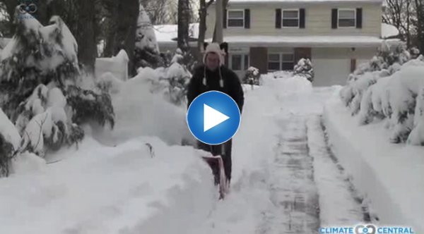 Extreme Weather 101: Rising Temps & Snowstorms