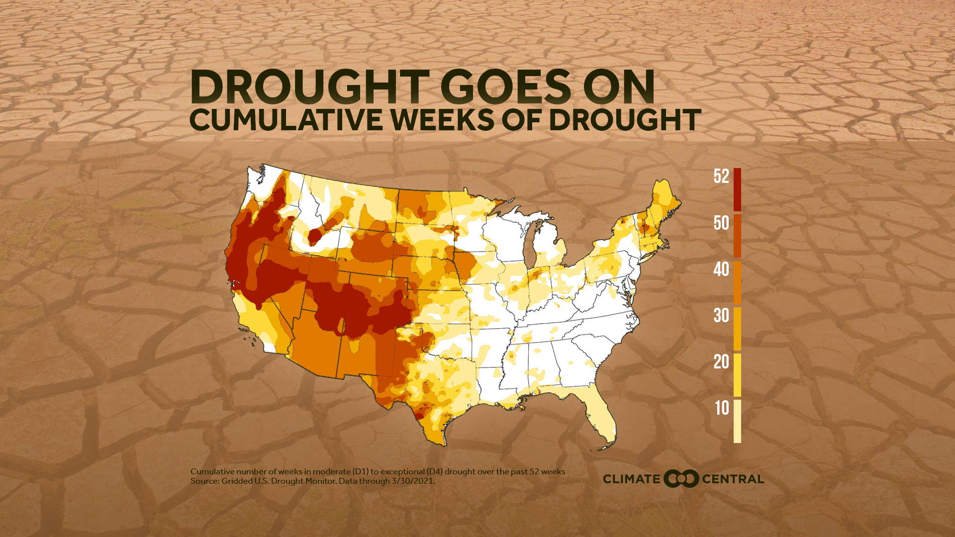 Drought and Western Snowpack