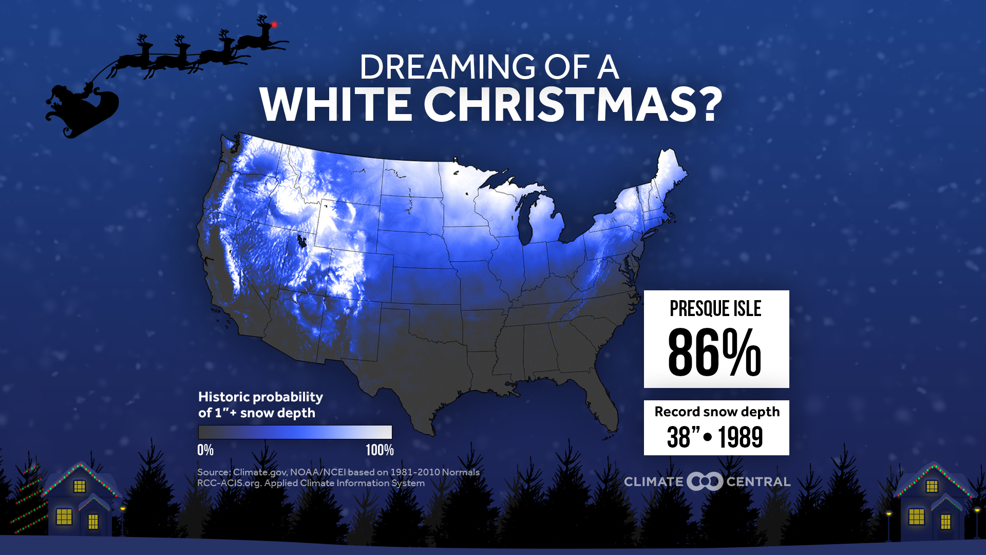 Will You Have a White Christmas?