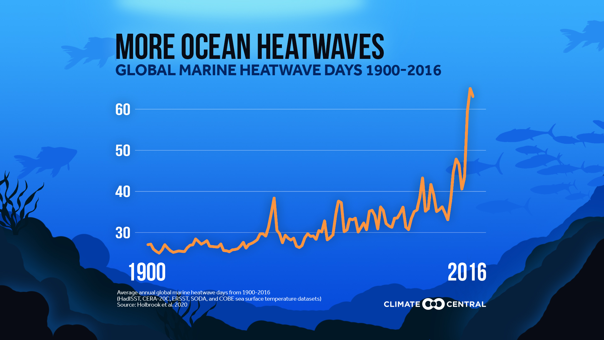 Marine Heatwaves
