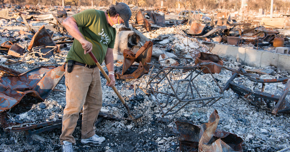 Breathing Fire: Health Is a Casualty of California's Climate-Fueled Blazes